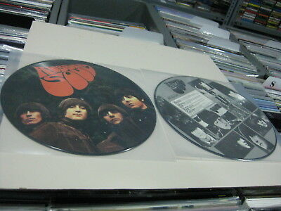 The Beatles Picture Disc Rubber Soul