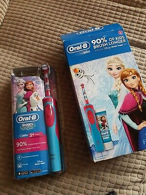 Oral b frozen toothbrush