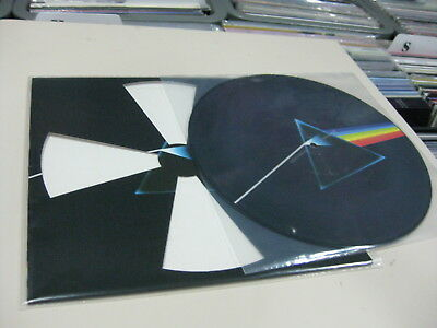Pink Floyd Lp Dark Side Of The Moon  Picture Disc
