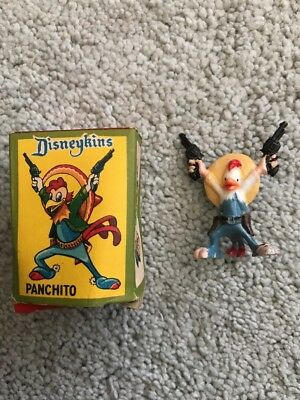 Marx Walt Disney Disneykins ' Panchito ' 1960's (Boxed)