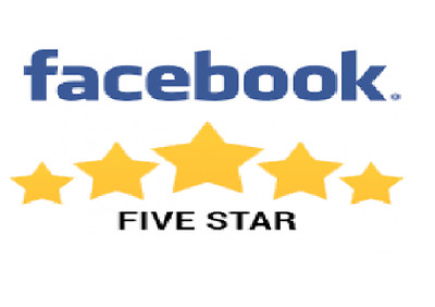 100 Facebook 5 Stars Page Rating Real & HQ | Social Media Services