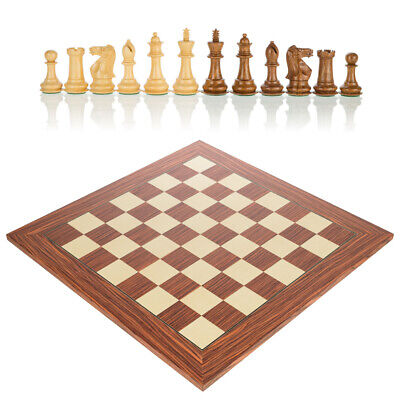 NEW Italfama Wooden Chess Set