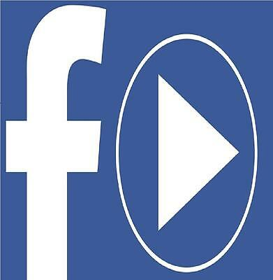 2000 Facebook-Video-Views | HQ & 100% Safe | Socail Media Services