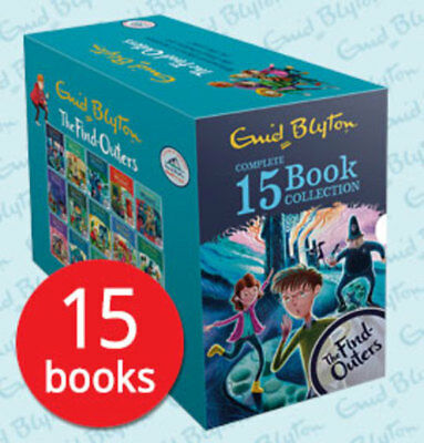 Enid Blyton The Find-Outers Collection - 15 Books