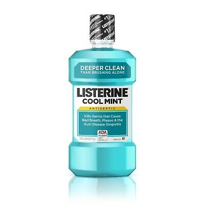 Listerine Coolmint Collutorio 500 ml- LISTERINE