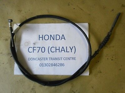 honda chaly front brake cable