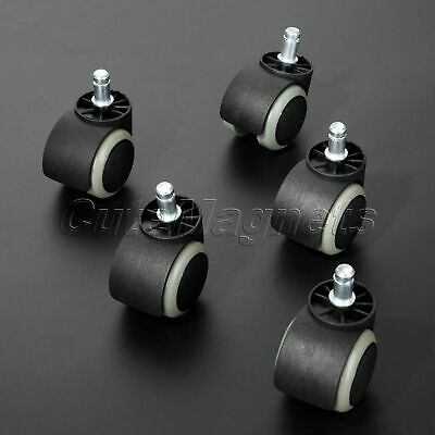 High Quality Roller Casters Wheels For Office Computer Chair Furniture Desk Bed