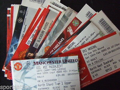 Manchester United Homes -  Tickets Mu1