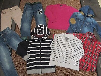 Boys size 4-5 years clothing bundle, shirt, jeans, jumper,jacket etc