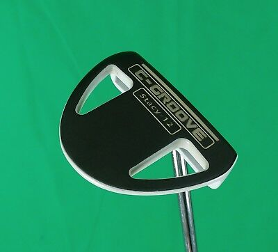 """Yes C-Groove Stacy-12 33"""" Putter.!! FREE P&P  PGA Pro Seller"""