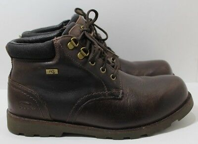 Wind River HD3 all leather hiking boots 8.5M Mens
