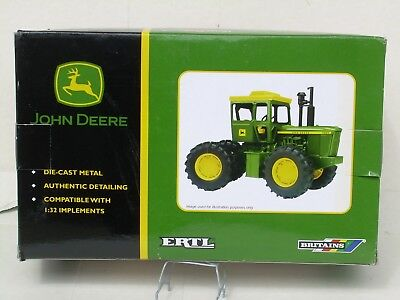 John Deere 7020 4Wd Tractor-1/32 Scale-Excellent Condition-Boxed