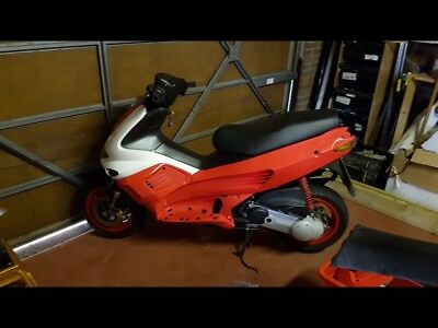 Gilera runner project no reserve