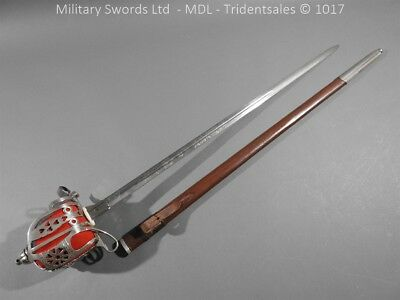 The Kings Own Scottish Borders Officers Sword by Wilkinson