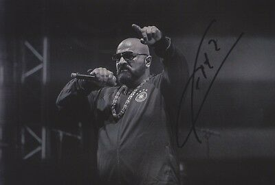 XATAR Alles oder nix Foto 20x30 signiert Autograph signed IN PERSON Autogramm