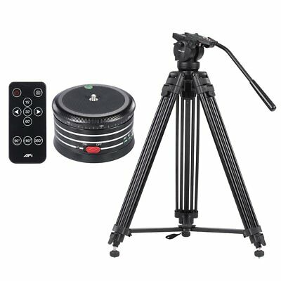 AFI MRA01 360°Electric Panorama Head Ball+KINGJOY VT-2500 Camera Tripod Video BU