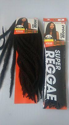 Super Reggae Soft Marley Braid. Afro Kinky Bulk Hair Twist. Black Colour 1B