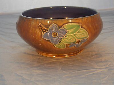 "Royal Doulton 6"" Tubelined Art Deco Bowl c.1930"