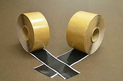 """3"""" x 100 foot butyl seam tape for EPDM rubber"""