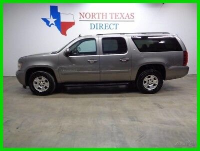 2008 Chevrolet Suburban LT 4WD Leather Sunroof 3rd Row TV DVD player 2008 LT 4WD Leather Sunroof 3rd Row TV DVD player Used 5.3L V8 16V Automatic SUV