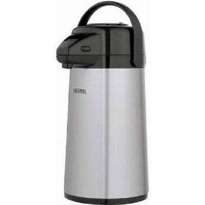Hot Beverage Dispenser Coffee Insulated Tea Thermal Pump Carafe Thermos Pot Cafe