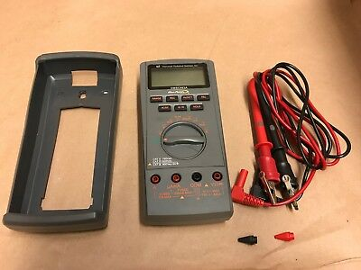Blue-Point Snap-On Universal Technical Institute DMSC683A Multimeter w Leads