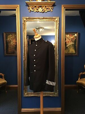 "Men's Period Policeman's Jacket & Armband From "" Pirates Of Penzance"" G&S"