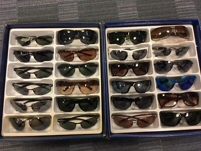 Job Lot 24 pairs of assorted sunglasses - Car Boot - Resale - Wholesale - REF240