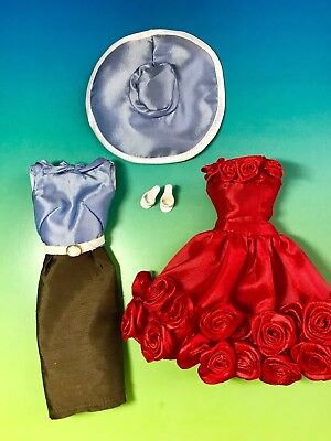 DRESSMAKER DETAILS COUTURE Dresses From 2012 CONVENTION CENTERPIECE for BARBIE