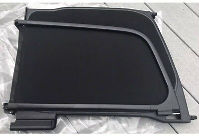 Audi A5 S5 Rs5 Convertible 2015 Genuine Wind Deflector Storage Cover 8F0862951A