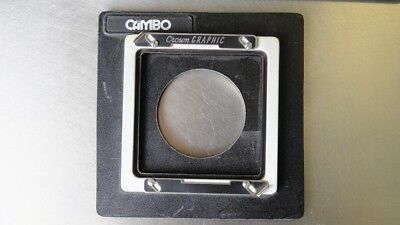 CAMBO  Crown Graphic adapter board plus extra boards!  Nice!!