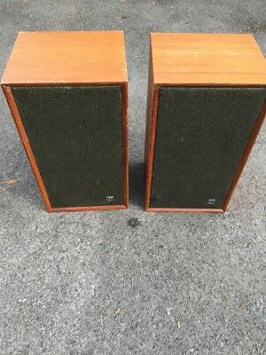 Dynatron LS 1434 Vintage Hi-Fi Speakers - Collection Somerset