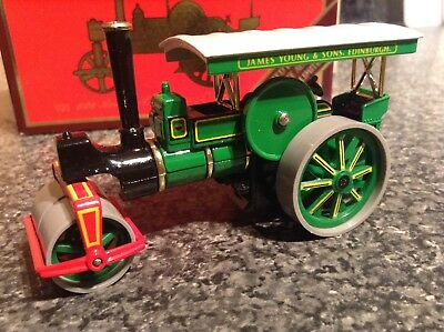 New MOY Y-21 Matchbox Models Of Yesteryear 1894 Aveling Porter Steam Roller MIB