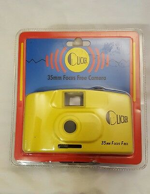 Point and Shoot 35mm CAMERA.  NIB, Lomography , Plastic Fantastic.