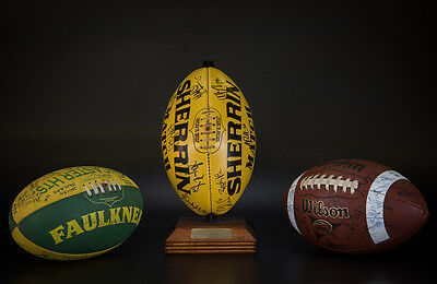 Afl/vfl Football / Display Trophy Stand