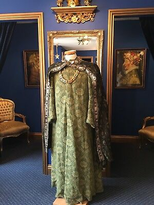 """Stunning English National Opera Medieval Style Cloak From """" King Roger"""","""