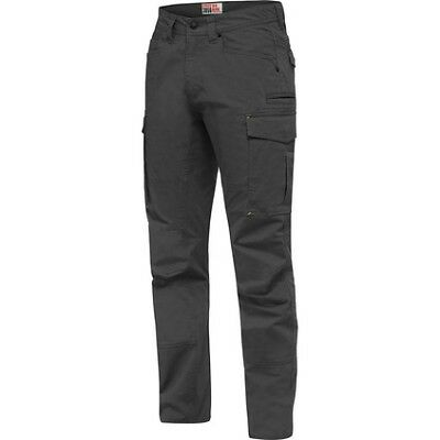 Hard Yakka 3056 Pants - Mens, Charcoal, 92R