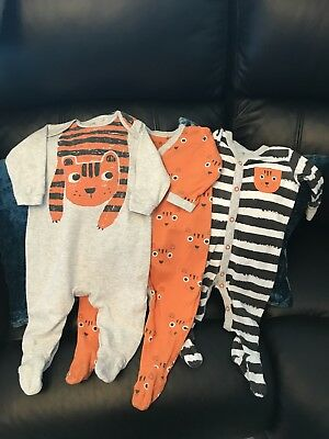 baby boys next sleepsuits 6-9 Months