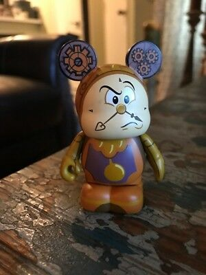 Cogsworth Vinylmation - Beauty and The Beast