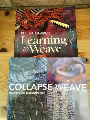 Learning to weave/Collapse weave