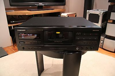 Pioneer CT-S830S - High End Three Head Stereo Cassette Deck.