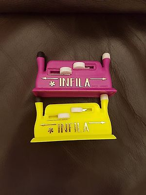 INFILA Automatic Needle Threader  With Instruction Sheet
