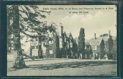 Zeal's House, Wiltshire. Printed C.1910.