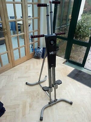 Maxi climber step machine. Very good quality. Pretty well mint condition.