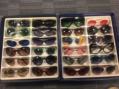 Job Lot 24 pairs of assorted sunglasses - Car Boot - Resale - Wholesale - REF242