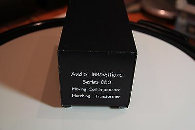 Audio Innovations Series 800 Moving Coil Impedance Matching Transformer