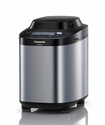 Panasonic SD-ZB2502BXC Stainless Steel Bread Maker Rapid Bake
