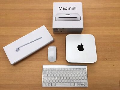 Apple Mini Mac - Including Keyboard, Mouse & Microsoft MS Office For Mac 2011