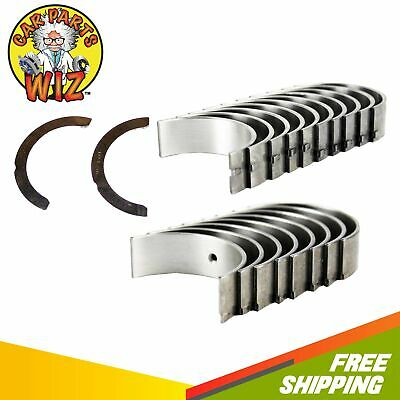 ACL Race Rod Main Bearings Thrust Washers compatible with Toyota Scion 2.0L 1AZFE 2.4L 2AZFE