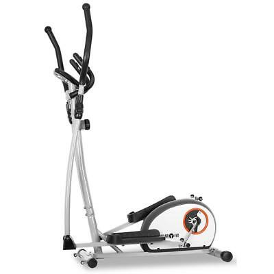 Klarfit Ellifit Basic 10 Elliptical Cross Trainer Fitness & Cardio Workout Gym